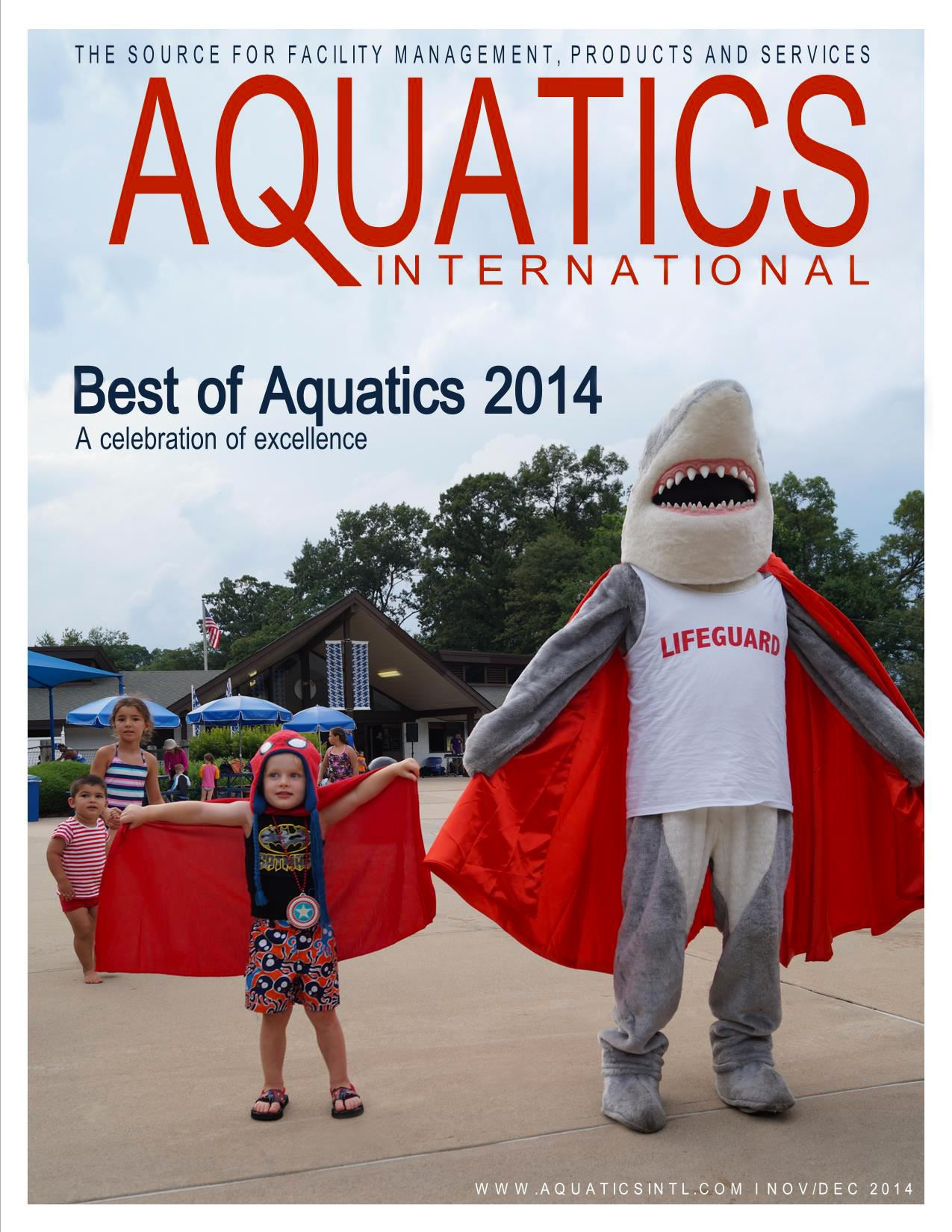 Aquatics International Cover